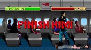Gestion de crise et bad buzz : Simulation de jeu de combat entre le DG Oscar Munoz et un passager dans un avion