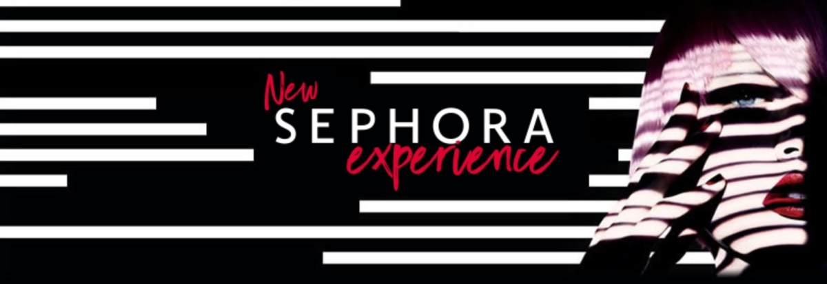 Magasin connecté : the New Sephora Experience