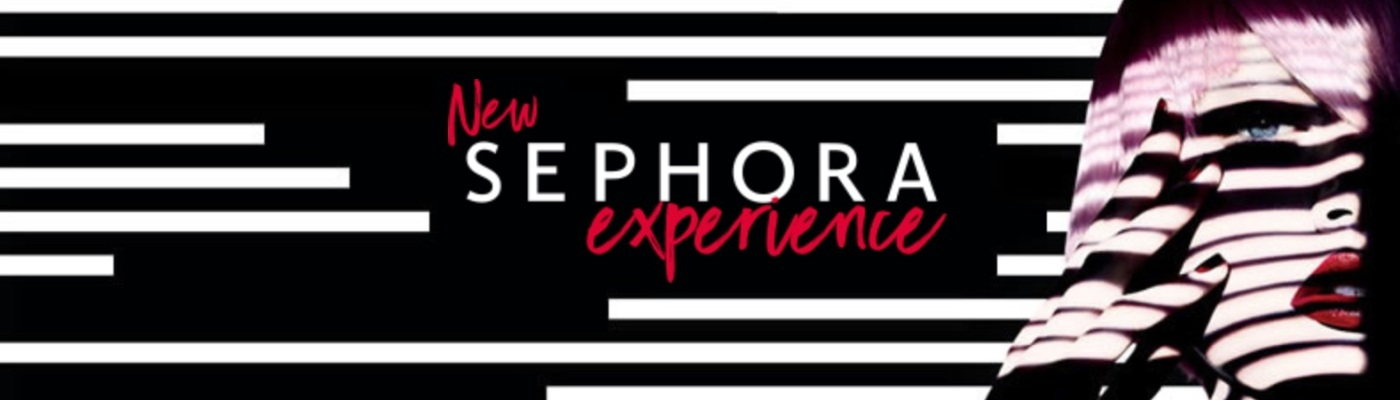 The new experience Sephora digital marketing reality augmented